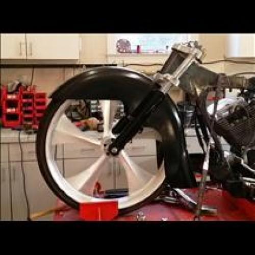 Motorcycle Tire Sizes >> Klockwerks Benchmark Front Fender