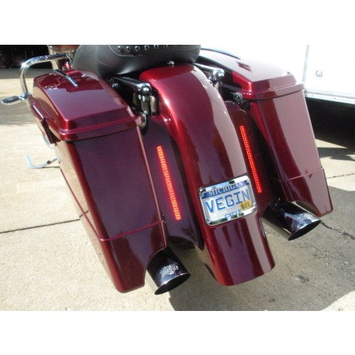 6 Stretch Fender With Filler Panels For Stock Bags Totally Flush Leds Fillers Notched