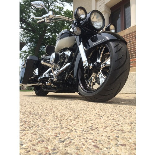 Compare Tire Sizes >> Native PRO Wide Front Tire Kit