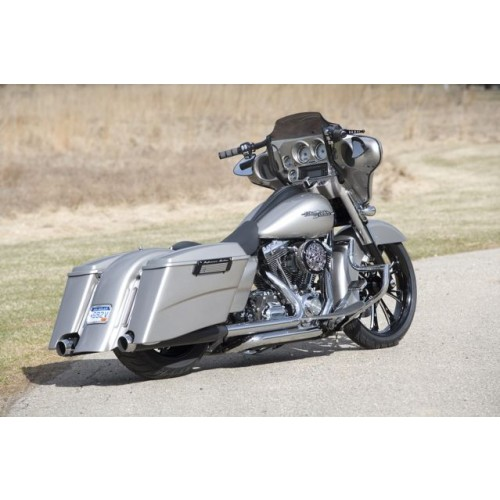 Harley Street 500 >> NATIVE STEEL REAR FENDER FOR 09-Present BAGGERS