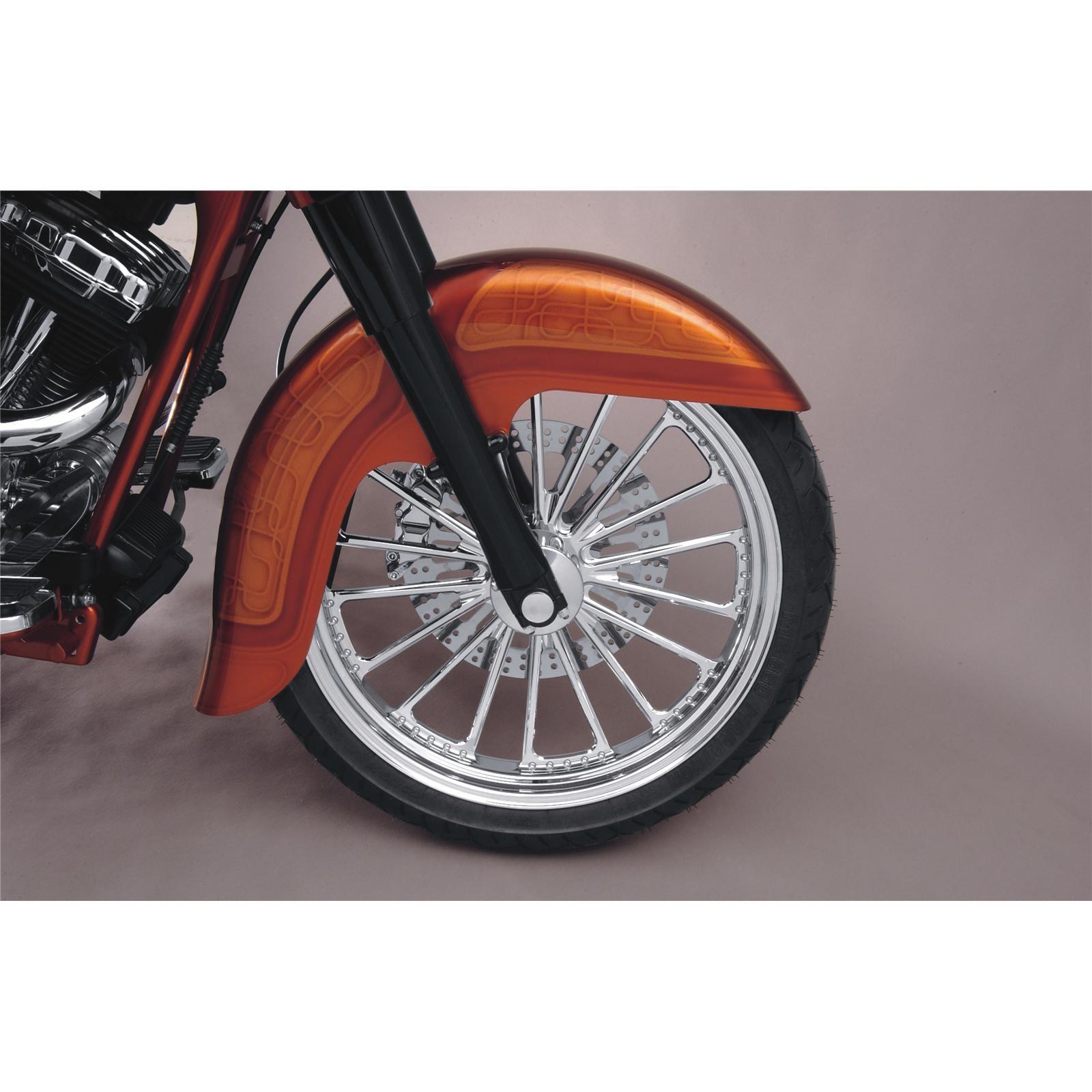 """Benchmark fender on TOURING w 21"""" wheel."""