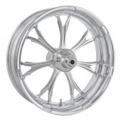 PM Chrome Paramount 18x5.5 Front Wheel