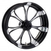 PM Platinum Cut Paramount 18x5.5 Front Wheel