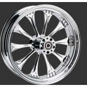 PM Chrome Hooligan 18x5.5 Front Wheel