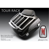 Metalsport Billet Tour Pack Rack
