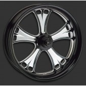 PM Gasser 18x5.5 Platinum Cut Front Wheel is IN STOCK