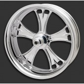 PM Chrome Gasser 18x5.5 Front Wheel