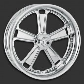 RSD Chrome Judge 18x5.5 Front Wheel